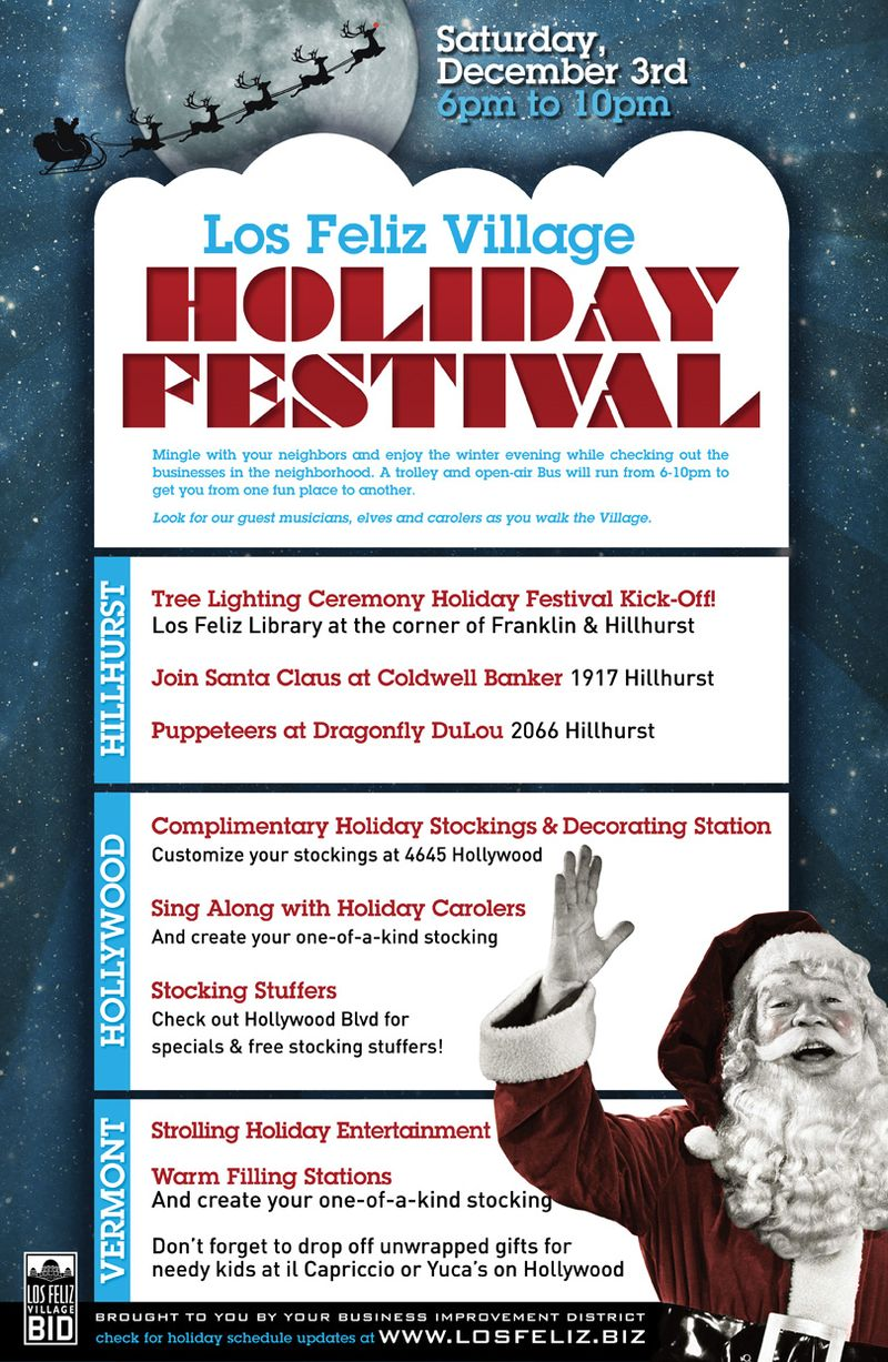 BID HOliday Fest