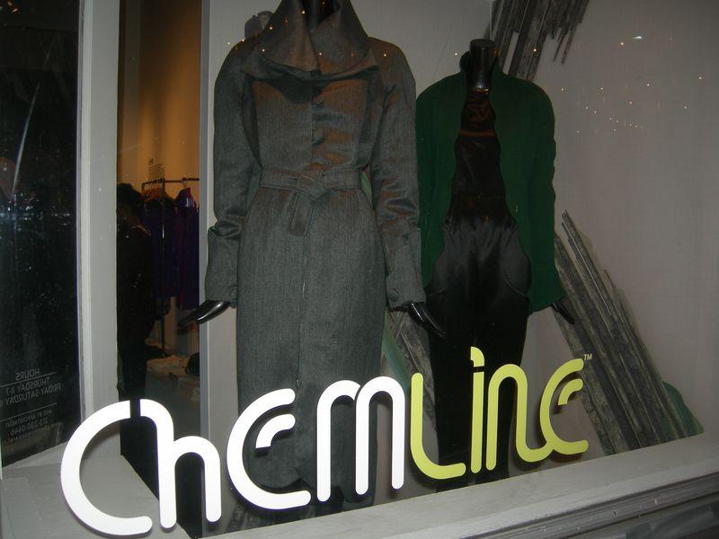 Chemline 018