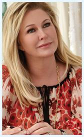 Designer Kathy Hilton